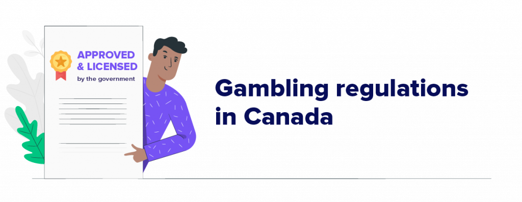 Gambling Reguliations in Canada